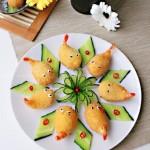 芝心虾球(六一儿童节菜谱)