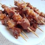 老北京烤肉串(好吃不上火菜谱)