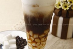 酸奶冰咖啡