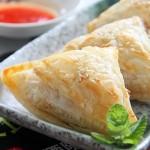 咖喱角(10分钟自制风靡东南亚的特色人气小吃菜谱)