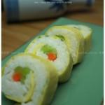 蛋皮寿司(早餐菜谱)