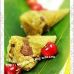 肉粽子(端午节菜谱-包粽子图解)