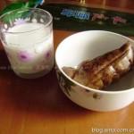 大肉粽子(端午节菜谱-包粽子图解)