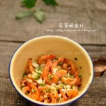 秘制蒜蓉脆皮虾(海鲜菜谱)