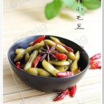 麻辣小毛豆(百吃不厌下酒小菜菜谱)