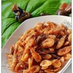 椒盐炸河虾(江南夏季最不可错过的补钙佳肴菜谱)