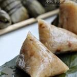 绿豆花生鲜肉粽肉粽(端午节如何包粽子菜谱)