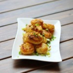 孜然椒盐小土豆(低成本宴客菜谱)