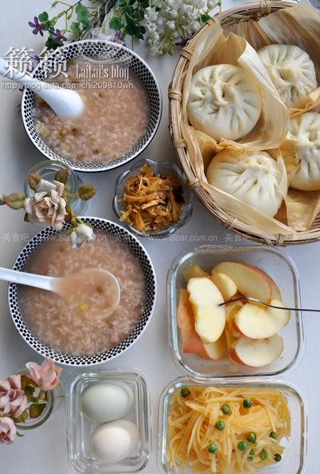 35种家庭营养早餐