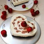 冻芝士蛋糕(免烤蛋糕菜谱)