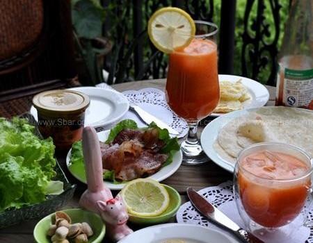 35种家庭营养早餐(早餐菜谱、早餐食谱)