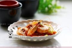 清新柠檬虾