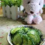 糖醋拌黄瓜(初夏清凉开胃的上海风味凉拌菜谱)
