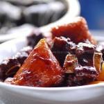 排骨烧粽子(端午节菜谱-端午粽子吃法)