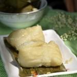 清水原味粽(端午节菜谱-如何包粽子)