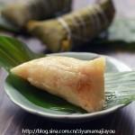 龙舟粽(端午节菜谱-怎样包粽子)