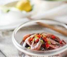 生腌北极虾