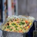 剩粽子的极品吃法(烤箱菜谱)