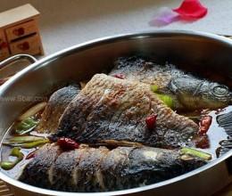 平底锅烤鱼
