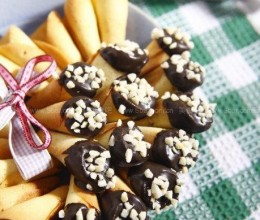 巧克力蛋筒饼干