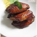 酱香烤鸡翅(烤箱菜谱)