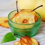 清润烤梨片(零食菜谱-节后吃不完的水果怎么办?)