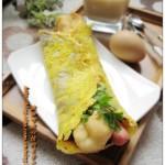 鸡蛋卷饼(5分钟做出风靡大街小巷的超人气小吃菜谱)