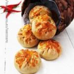 烤燕麦包(早餐菜谱)