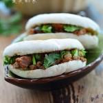 肉夹馍(陕西早餐菜谱)