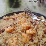 海鲜糯米饭(主食菜谱)