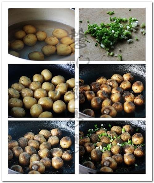 孜然小土豆