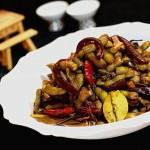 红卤毛豆(凉菜菜谱)
