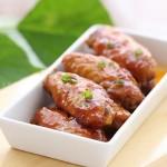 開胃茄汁雞翅(葷菜菜譜)
