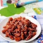 糖醋肉段(荤菜菜谱)