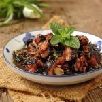 梅干菜蒸板鸭(清蒸菜谱)