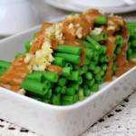 麻汁儿豇豆(夏天凉菜菜谱)
