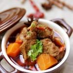 紅燜羊肉(葷菜菜譜)