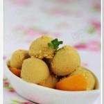 芒果冰淇淋(夏季甜品菜谱)