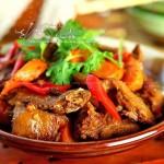湘西土匪鸭(荤菜菜谱)