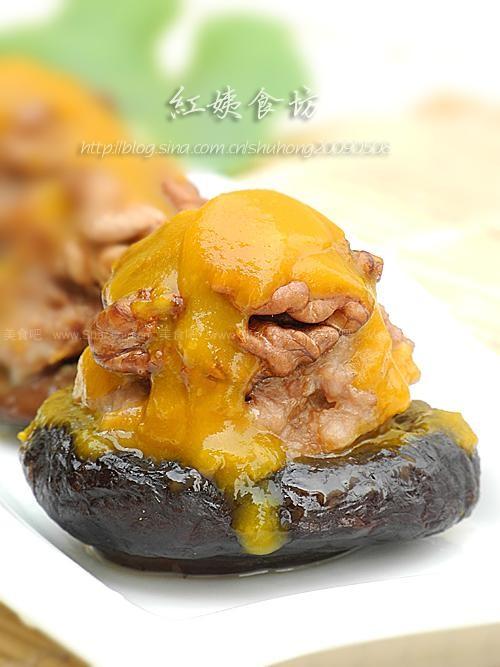 鲍鱼变香菇的做法【图解】_家常变香菇的鲍鱼21天学会家常菜图片