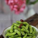 煮毛豆(夏日里最下酒菜谱)