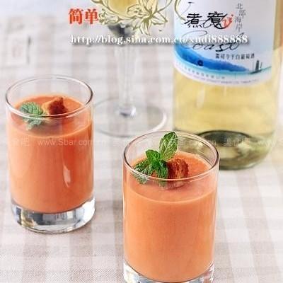 西班牙番茄冷汤