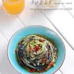 涼拌蒸茄子(素菜菜譜)