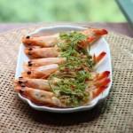 蒜蓉蒸海虾(清蒸菜谱)