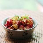 开胃樱桃萝卜(爽口低脂菜谱)