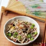 金针菇拌扇贝(海鲜菜谱)