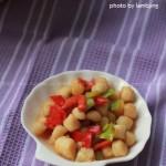 炒鲜贝(海鲜菜谱)