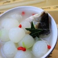 冬瓜魚頭湯