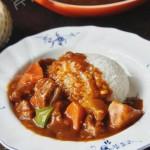 咖喱牛腩蓋澆飯(葷菜菜譜)