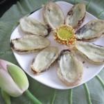 酥炸荷花(老济南历下风味菜谱)